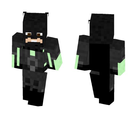 Batman   Injustice 2   Bruce wayne - Batman Minecraft Skins - image 1