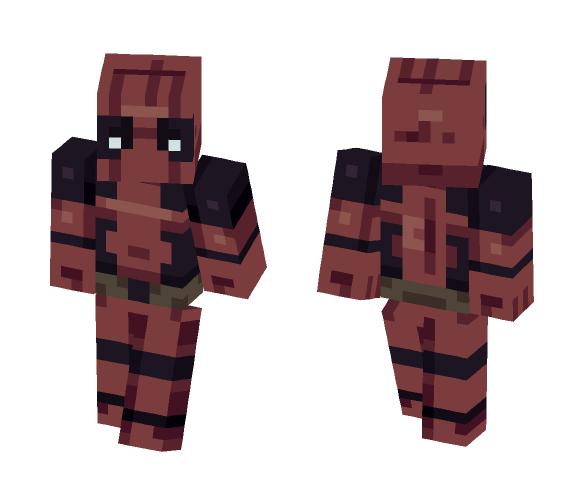 Deadpool - Comics Minecraft Skins - image 1