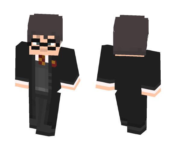 Harry Potter - Male Minecraft Skins - image 1