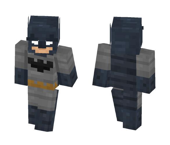 Batman (DC Rebirth) - Batman Minecraft Skins - image 1