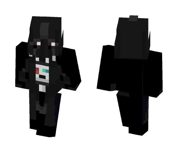 Darth Vader - Male Minecraft Skins - image 1