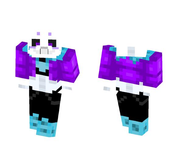 underlust sans - Male Minecraft Skins - image 1