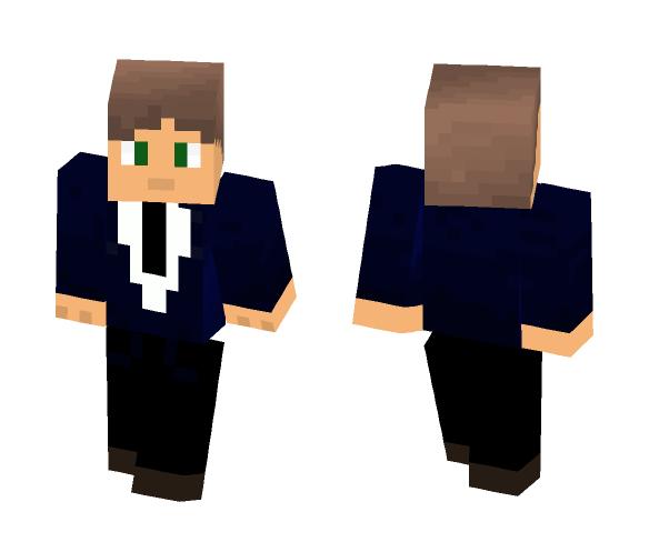 James Bond - Male Minecraft Skins - image 1
