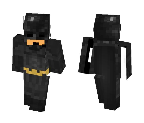 Batman Dark Knight Rises - Batman Minecraft Skins - image 1